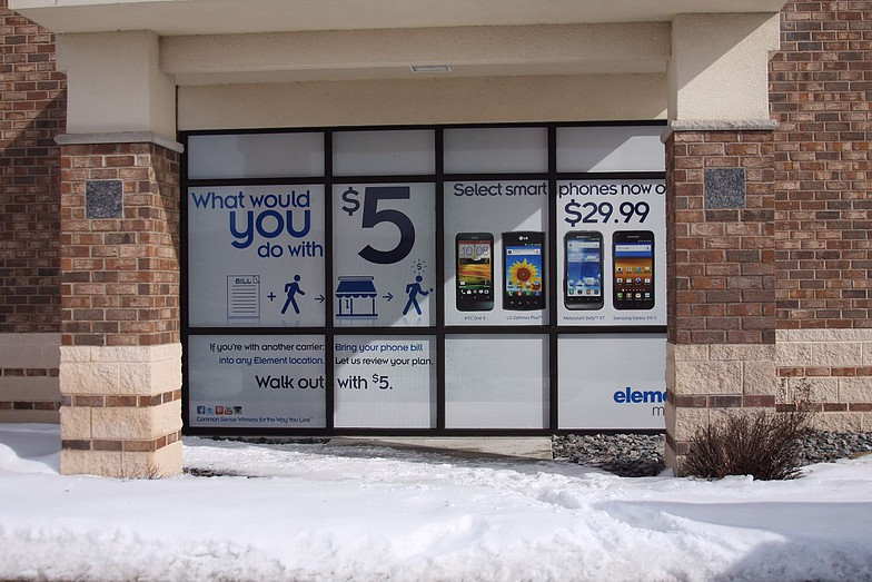 Window Perf- Precision Sign and Graphics: Jurupa Valley CA