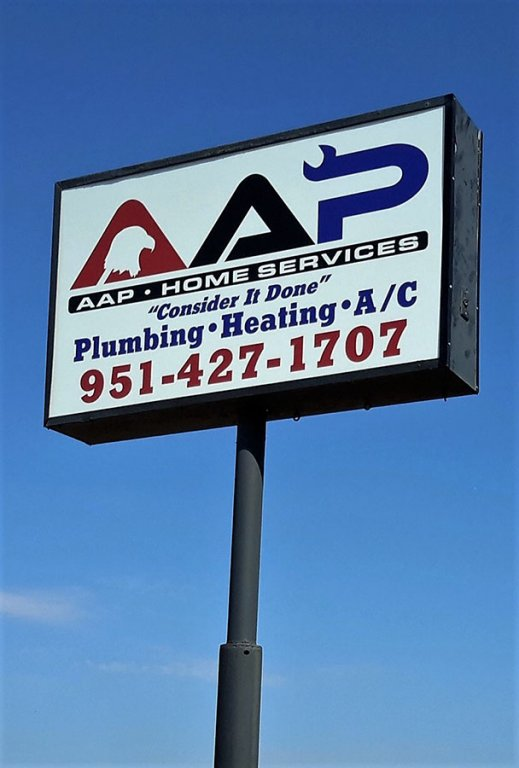 We can create the perfect sign - Vehicle Wraps in Fontana, Rancho, Jurupa, Riverside and Eastvale