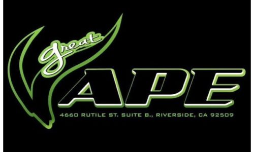 RIVERSIDE, CA – Custom Decals Created for Inventory Re-branding for Great Vape Co
