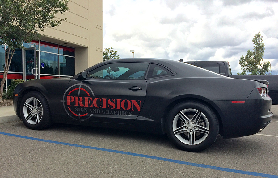 Company car - Vehicle Wraps in Fontana, Rancho, Jurupa, Riverside and Eastvale