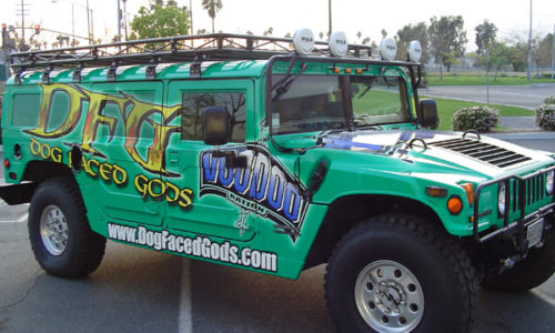Do-it-yourself Vehicle Wrap