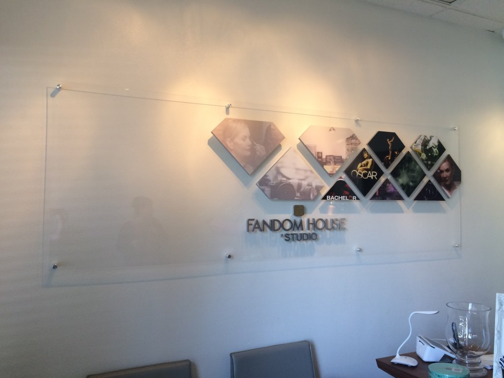 Office signs - Wall Graphic Shop in Fontana CA