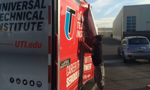 Vehicle Graphics and Wraps – myths and misconceptions