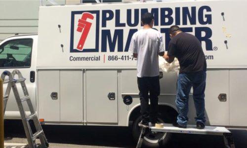 Welcome Aboard Plumbing Masters