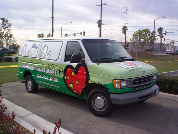 A good wrap will last for years to come - Vehicle Wraps in Fontana, Rancho, Jurupa, Riverside and Eastvale