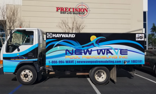 Thinking about a Vehicle Wrap? Wrap your mind around this!
