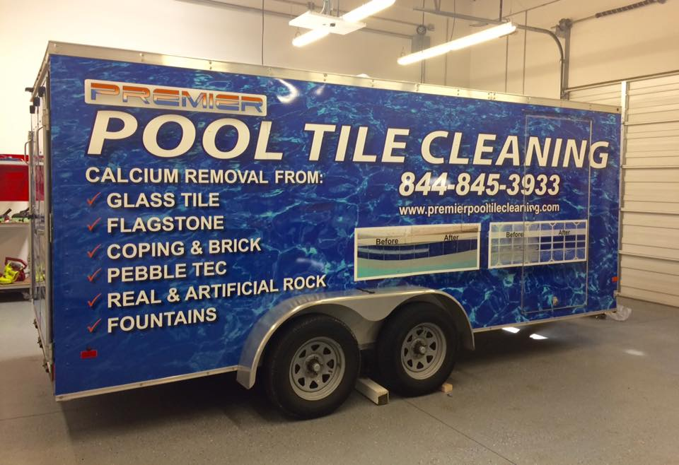 Picture of a vehicle wrap done by us - Custom acrylic lobby signs Fontana, Rancho, Jurupa, Riverside and Eastvale
